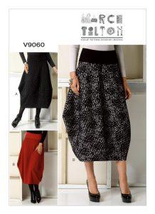 Marcy Tilton Schnittmuster Vogue 9060