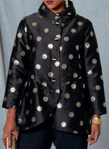 Schnittmuster Vogue 9230 Jacke