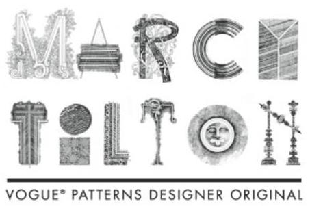 Designermode von marcy tilton